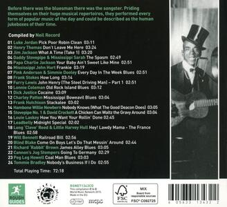 Rough Guide to Blues.. - CD Audio - 2