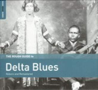 The Rough Guide to Delta Blues - CD Audio