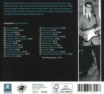 The Rough Guide to Buddy Holly - CD Audio di Buddy Holly - 2