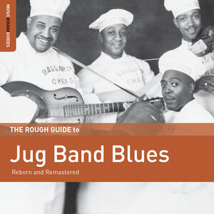 The Rough Guide to Jug Band Blues - CD Audio