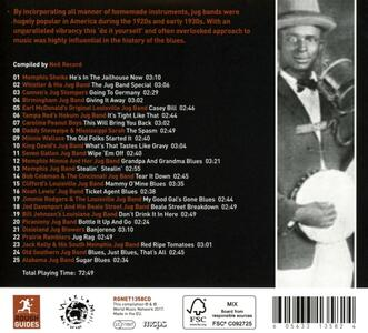 The Rough Guide to Jug Band Blues - CD Audio - 2