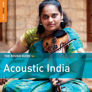 The Rough Guide to Acoustic India - CD Audio