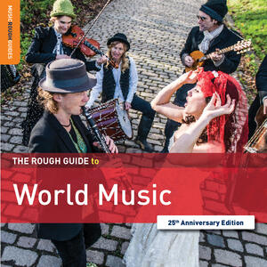 The Rough Guide to World Music - CD Audio