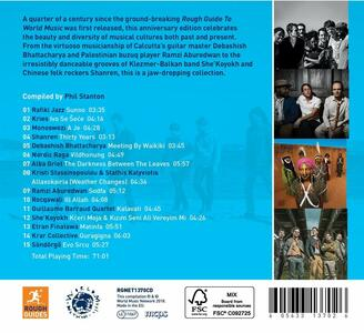 The Rough Guide to World Music - CD Audio - 2