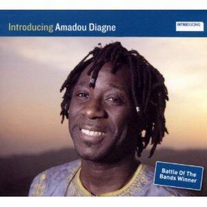 Introducing - CD Audio di Amadou Diagne
