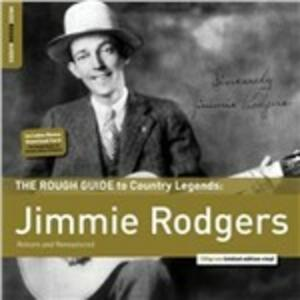 The Rough Guide To Jimmie Rodgers - Vinile LP di Jimmie Rodgers