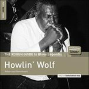 The Rough Guide to Howlin' Wolf - Vinile LP di Howlin' Wolf