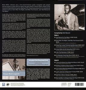 The Rough Guide to Blues Legends - Vinile LP di Blind Willie Johnson - 2