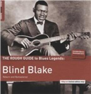 The Rough Guide to Blues Legends - Vinile LP di Blind Blake
