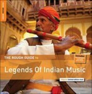 The Rough Guide to Legends of Indian Music - Vinile LP
