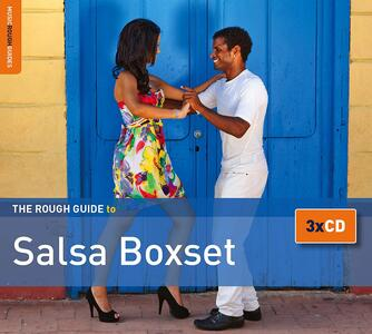 Rough Guide to Salsa - CD Audio