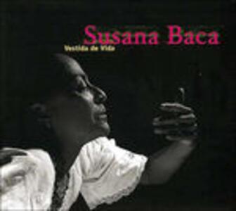 Vestida de vida - CD Audio di Susana Baca