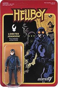 Hellboy: Lobster Johnson. 3.75 Inch Wave 1 Reaction Figure - 2