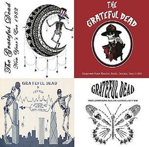 Live in the 80's - CD Audio di Grateful Dead