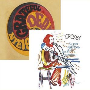 Complete Oakland New Year's Eve 1986 Show - CD Audio di Grateful Dead,David Crosby