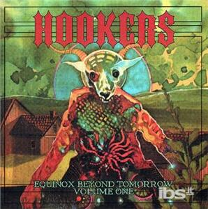 Equinox Beyond Tomorrow vol.1 - CD Audio di Hookers
