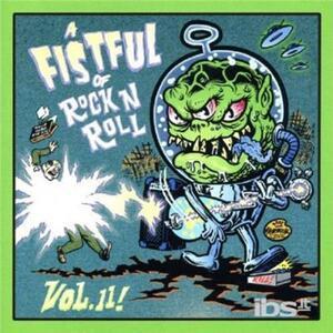 Fistful of Rock 11 - CD Audio