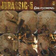 Quality Control / Jarass Finish First - Vinile 7'' di Jurassic 5