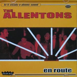 En route - CD Audio di Allentons