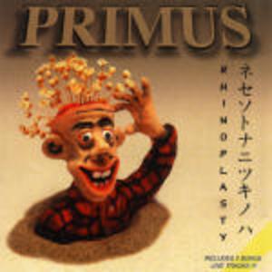 Rhinoplasty - CD Audio di Primus
