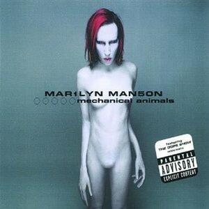 Mechanical Animals - CD Audio di Marilyn Manson