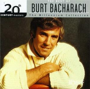 20th Century Masters - CD Audio di Burt Bacharach