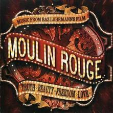 Moulin Rouge (Colonna sonora) - CD Audio