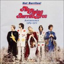 Anthology 1969-1972 - CD Audio di Flying Burrito Brothers