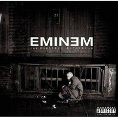 CD The Marshall Mathers LP Eminem