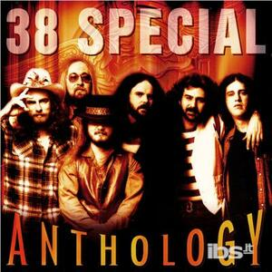 Anthology - CD Audio di 38 Special