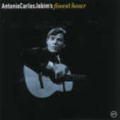 CD Finest Hour Antonio Carlos Jobim