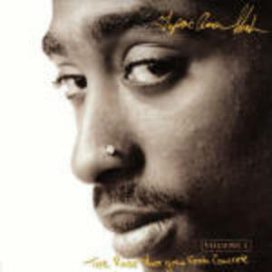 The Rose that Grew from Concrete - CD Audio di 2Pac