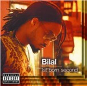 1st Born Second - CD Audio di Bilal