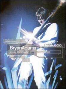 Bryan Adams. Live At Slane Castle. Ireland 2000 di Hamish Hamilton - DVD