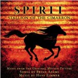 Spirit (Colonna Sonora) - CD Audio