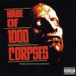 Cover CD La casa dei 1000 corpi