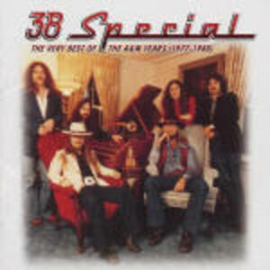 The Very Best of the A&M Years - CD Audio di 38 Special