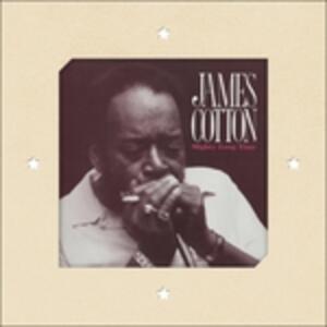 Mighty Long Time - Vinile LP di James Cotton