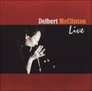 Live - Vinile LP di Delbert McClinton