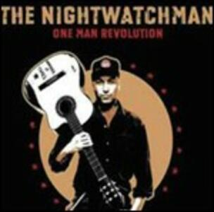 The Nightwatchman. One Man Revolution - Vinile LP di Tom Morello