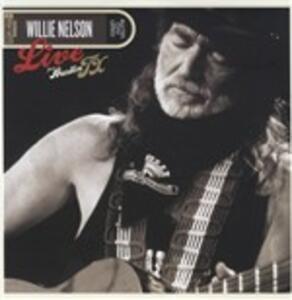 Live from Austin TX - Vinile LP di Willie Nelson