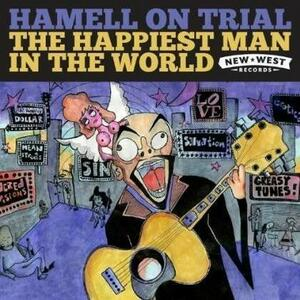 The Happiest Man in the World - Vinile LP di Hamell on Trial