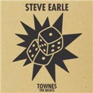 Townes. The Basics - Vinile LP di Steve Earle
