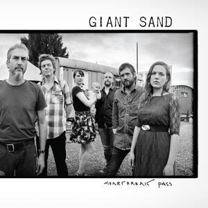 Heartbreak Pass - Vinile LP di Giant Sand