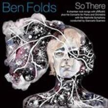 So There - Vinile LP di Ben Folds