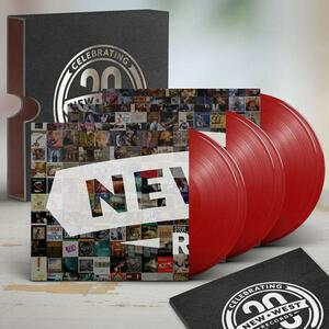 New West Records 20th Anniversary - CD Audio