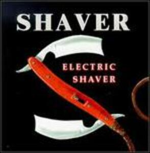 Electric Shaver - CD Audio di Billy Joe Shaver