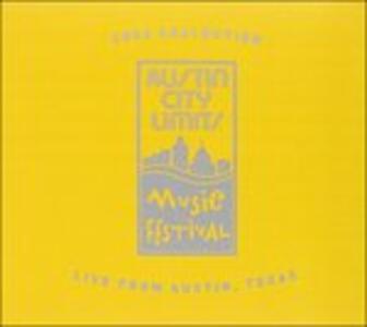 Austin City Limits 2003 - CD Audio