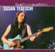 CD Live from Austin Texas Susan Tedeschi