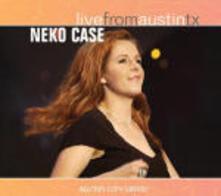 Live from Austin TX - CD Audio di Neko Case